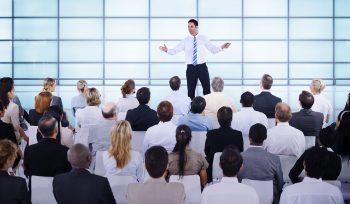Präsentieren lernen bei Baber Consulting Rhetorik-Trainer, Rhetorik-Trainer finden