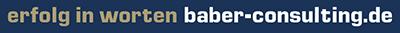 Baber Consulting - Erfolg in Worten