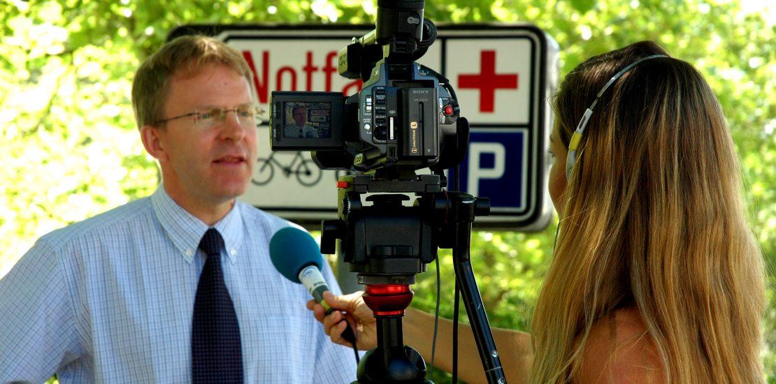Interview mit Prof. Dr. Walter Sendlmeier über den Einsatz der Stimme