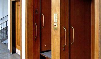 Bild eines Aufzuges - Elevator Pitch