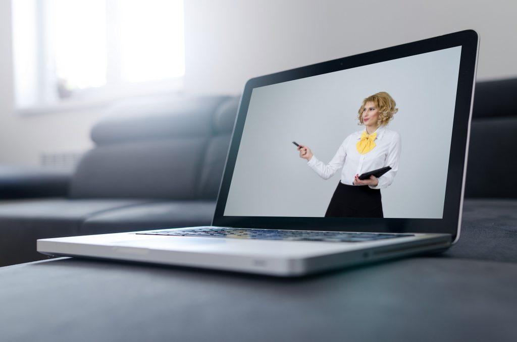 Präsenz und Wirkung bei Online-Präsentationen Vortrag